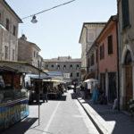 Street market in San Lorenzo